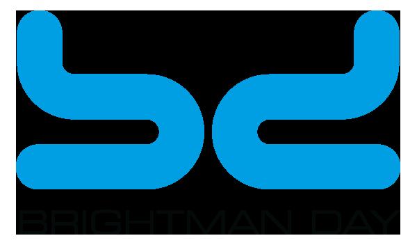 Brightman Day Logo Retina